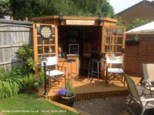 Garden shed interiors to inspire you Sheds to Last