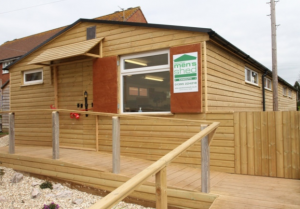 This Devon Shed is making a difference to local men Sheds to Last