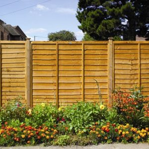 Traditional Fence Panels 0