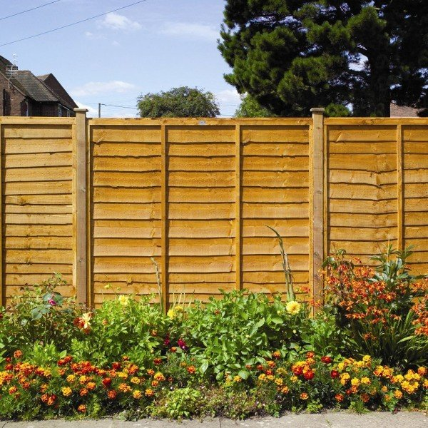 Traditional Fence Panels
