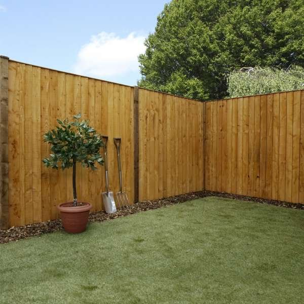 Feather Edge Fencing Range