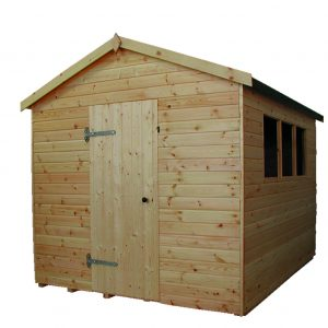 Hampshire Apex Sheds