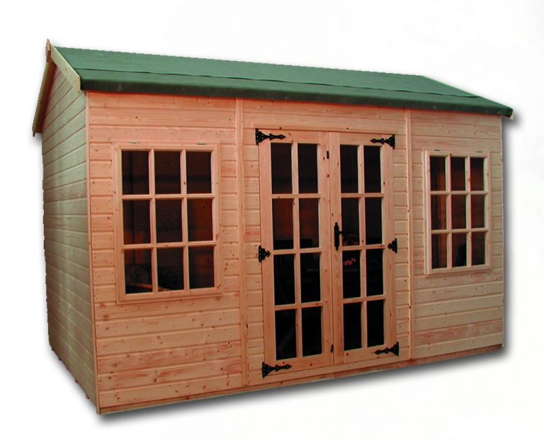 Summerhouses - Northamptonshire Main