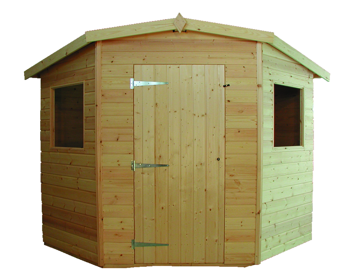 Corner & Potting Sheds 6