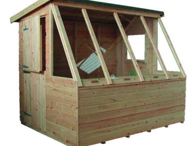 Corner & Potting Sheds - Gloucestershire Main