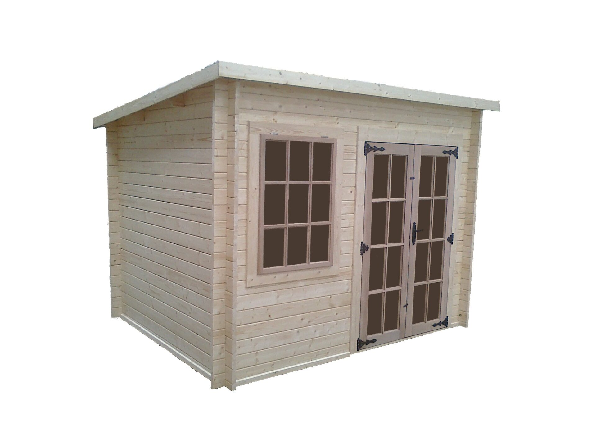 Berkshire Pent Sheds To Last