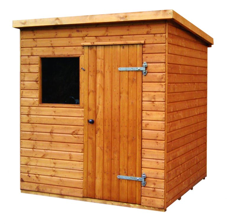 Hampshire Pent Shed