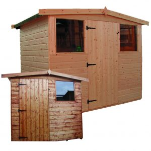 Dorset Wooden Shed