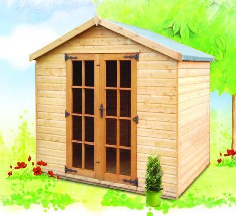 Staffordshire Summerhouse