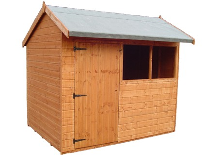 Wooden Sheds Cornwall Range
