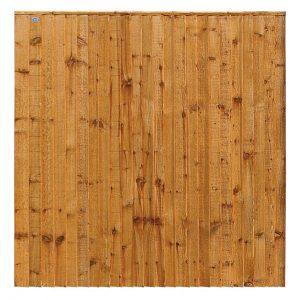 Weston Closeboard Gold – 0.9m
