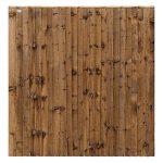 Weston Closeboard Brown