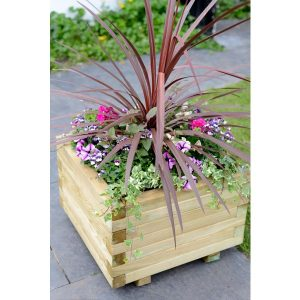 Elite Square Large Planter