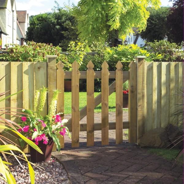 tulip gate