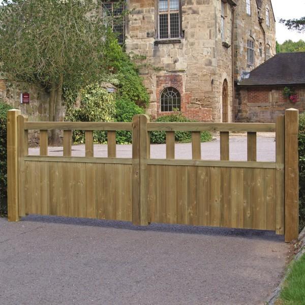 Fortress Driveway Gate 10
