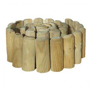 Green Log Edging
