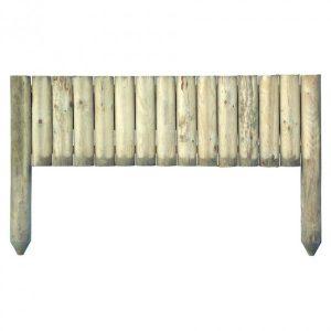 Green Log Edging Board