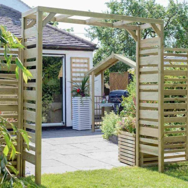 Urban Garden Arch