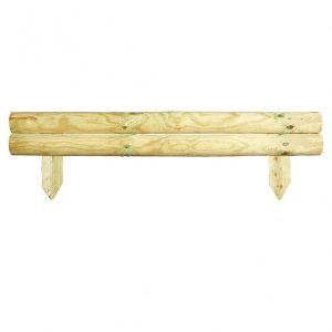 Horizontal Log Board 1m x 140mm x 70mm
