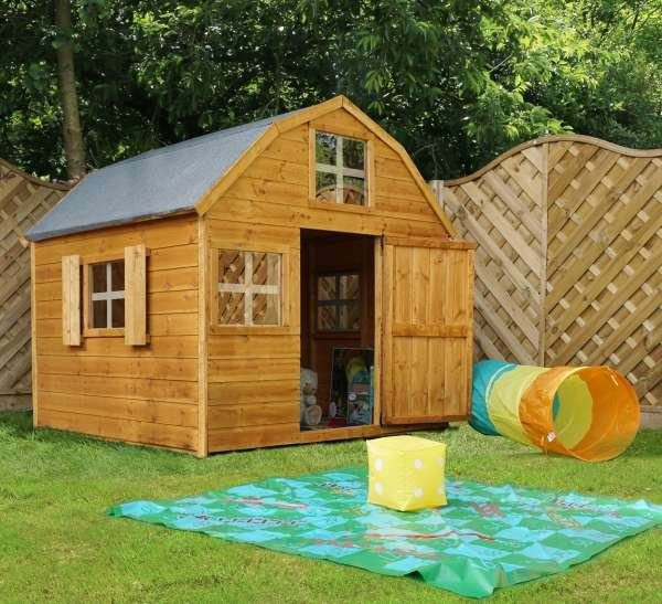 5 Playhouses That Will Make Your Garden A Play Paradise Sheds to Last