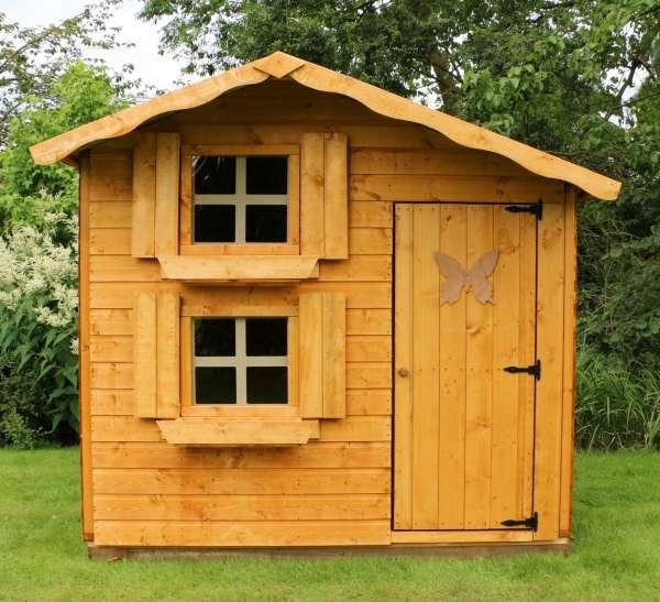 Snowdrop Double Storey Playhouse