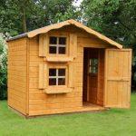 double level playhouse