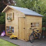 bramble double storey playhouse