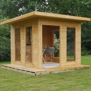 Cube Summerhouse