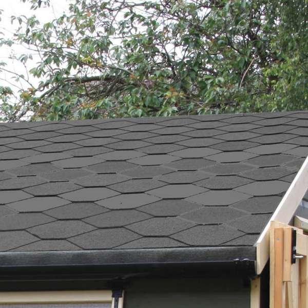 grey roof tile