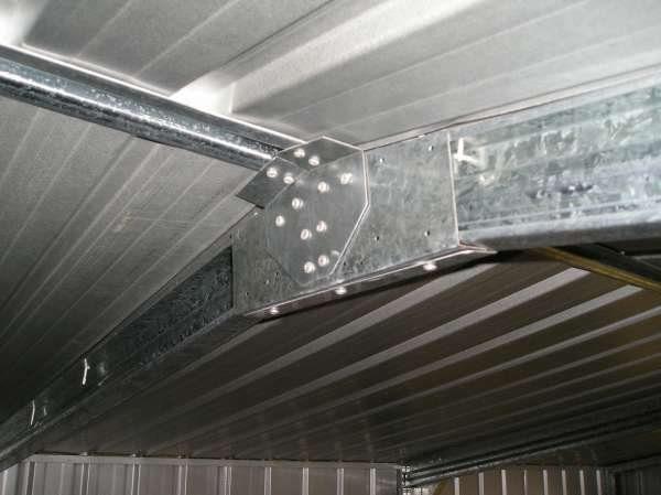 metal shed kit, ABSCO Anchor Kit