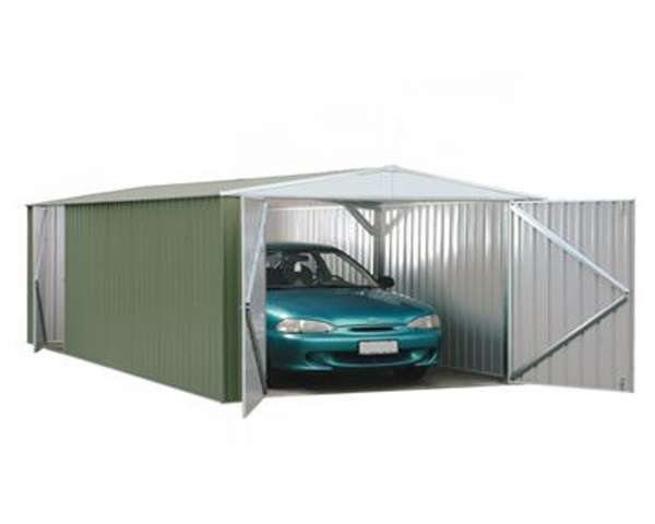 ABSCO UTILITY WORKSHOP, metal garage shed