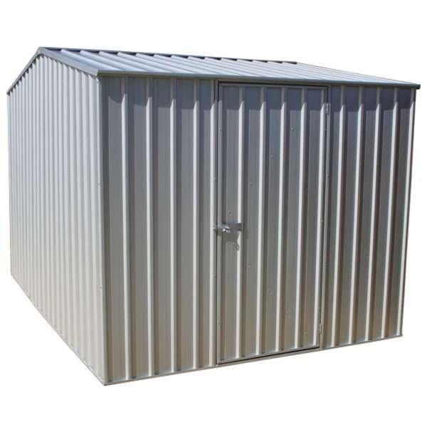 ABSCO PREMIER TITANIUM metal shed