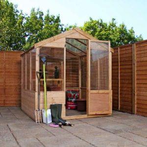 Budget Greenhouse
