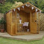 apex corner cabin