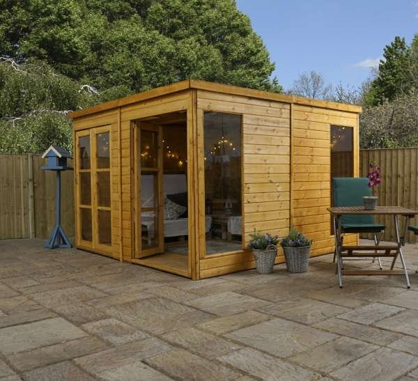 large garden room summerhouse