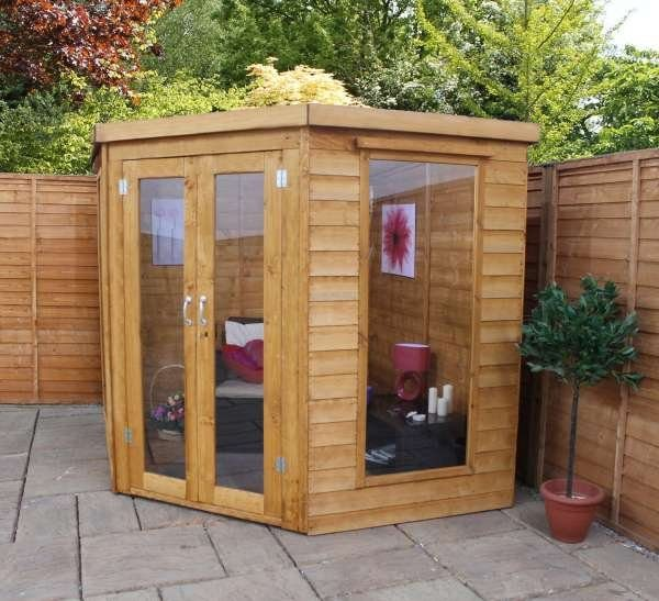 5 Summerhouses That Will Totally Transform Your Garden Sheds to Last