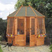 Octagonal Summerhouse