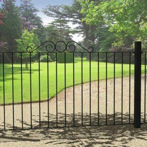 Ironbridge Fence – 1.81m