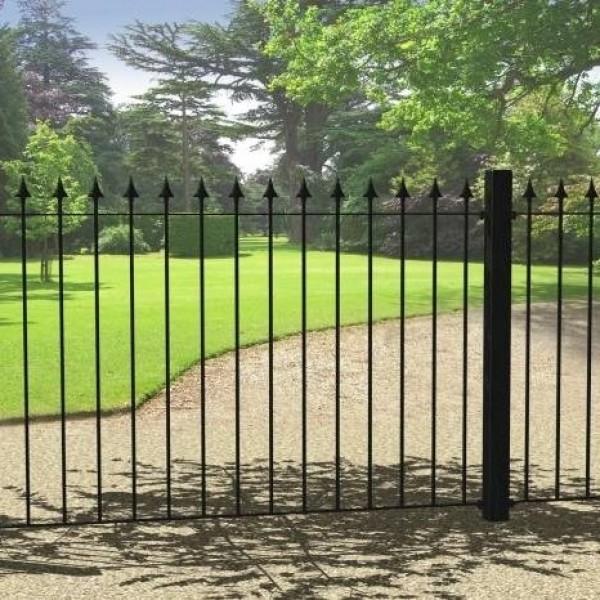 metal Mon fencing