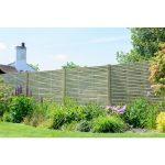 Contemporary Fence Panel blog