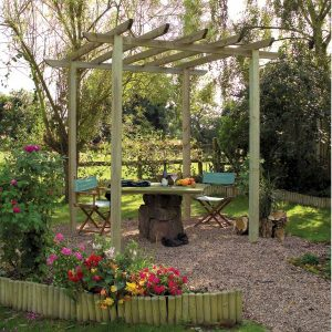 Traditional Pergola Posts –  2.7m