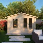 studio log cabin