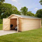 garage shed for car