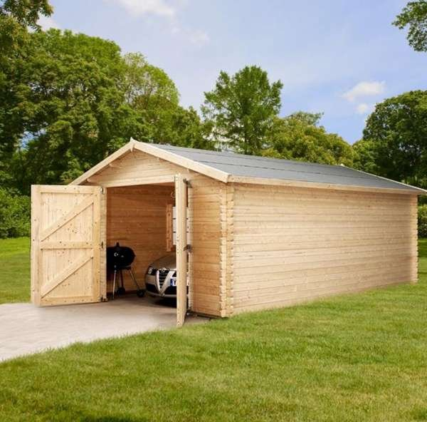 garage shed for car