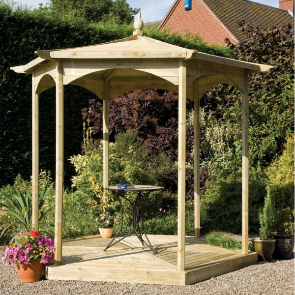 Sheds, A Hedonist's Best Friend; Sheds Most Luxurious Uses Sheds to Last