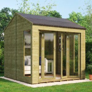 Pressure Treated Summerhouse Cannes